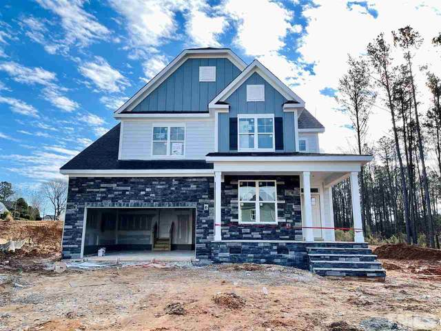 139 Buddy Court Lot 362 (Elm/C), Garner, NC 27529 (#2343405) :: Rachel Kendall Team