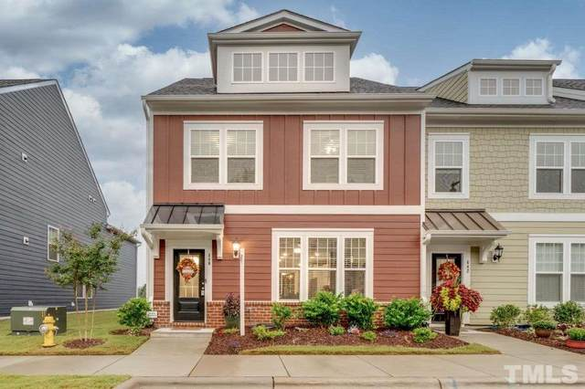 446 Triumph Lane, Wake Forest, NC 27587 (#2344239) :: Marti Hampton Team brokered by eXp Realty