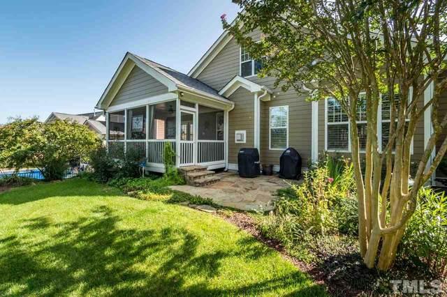 958 Vandalia Drive, Cary, NC 27519 (#2344495) :: Sara Kate Homes