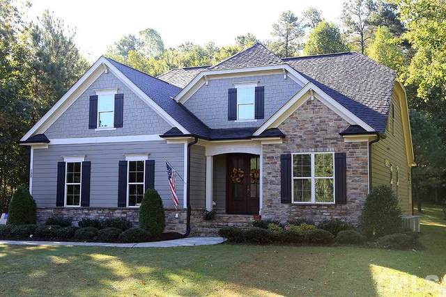 130 Pebble Creek Drive, Franklinton, NC 27525 (#2346190) :: Real Estate By Design