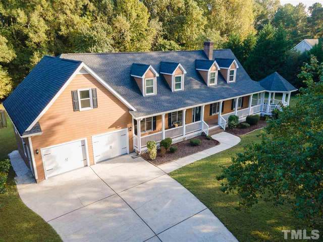 5729 Heatherstone Drive, Raleigh, NC 27606 (#2348026) :: M&J Realty Group