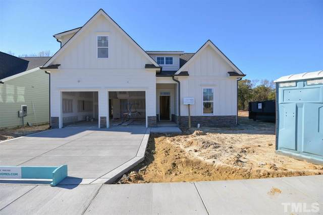 775 S Wilma Street #50, Angier, NC 27501 (#2348553) :: Triangle Just Listed