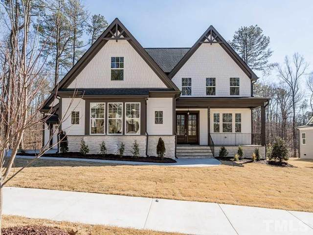 1212 Touchstone Way, Wake Forest, NC 27587 (#2349691) :: Real Properties