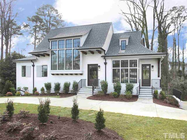 511 Chesterfield Road, Raleigh, NC 27608 (#2350642) :: Real Properties