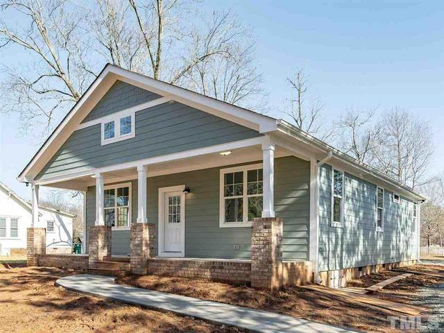 813 Sanford Road, Pittsboro, NC 27312 (#2352446) :: Real Estate By Design