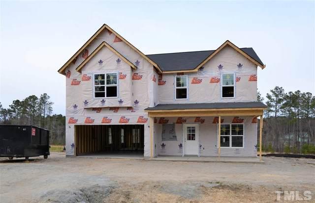 157 Berg Street, Smithfield, NC 27577 (#2352463) :: Southern Realty Group