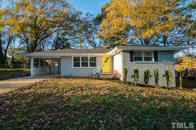 5104 Kaplan Drive, Raleigh, NC 27606 (MLS #2353549) :: On Point Realty