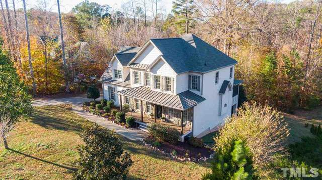 3584 Boulder Court, Wake Forest, NC 27587 (#2353653) :: Real Estate By Design