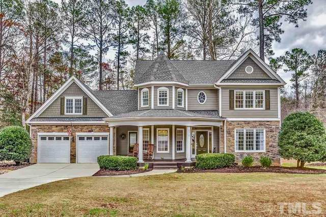 2312 Forestbluff Drive, Fuquay Varina, NC 27526 (MLS #2354095) :: On Point Realty