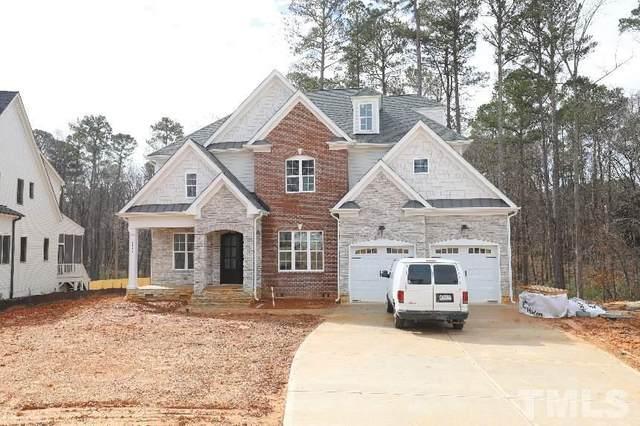 4128 Green Chase Way, Cary, NC 27539 (#2355134) :: Real Properties