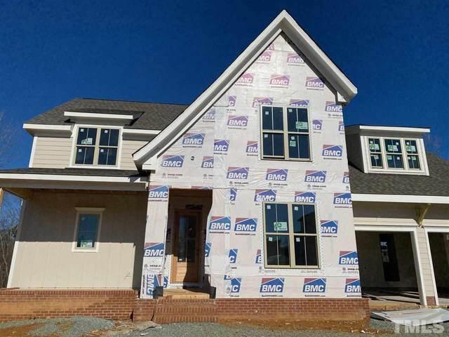 137 Cottage Way, Pittsboro, NC 27312 (#2355500) :: Real Properties