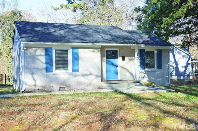409 Lamont Street, Raleigh, NC 27610 (#2356631) :: Marti Hampton Team brokered by eXp Realty