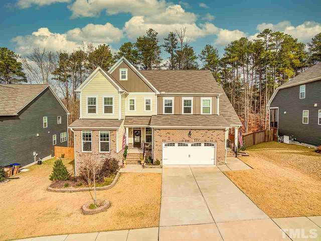 1841 Longmont Drive, Wake Forest, NC 27587 (#2358712) :: Raleigh Cary Realty
