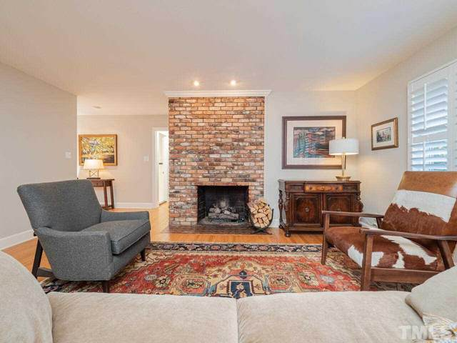 909 Brookwood Drive, Raleigh, NC 27607 (#2359368) :: Choice Residential Real Estate