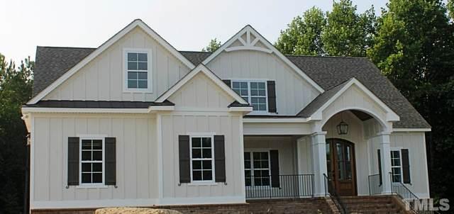 3299 West Hampton Drive, Rocky Mount, NC 27804 (#2361445) :: Dogwood Properties