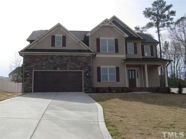 373 Neuse Landing Drive, Clayton, NC 27527 (#2362281) :: Choice Residential Real Estate