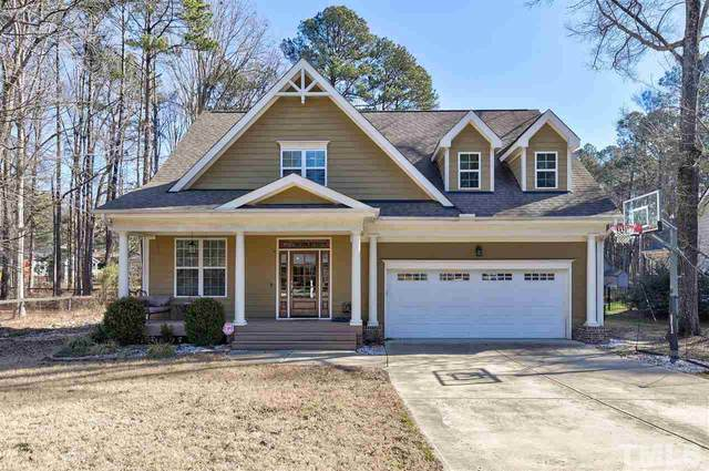 503 Ralph Drive, Cary, NC 27511 (#2363400) :: The Rodney Carroll Team with Hometowne Realty