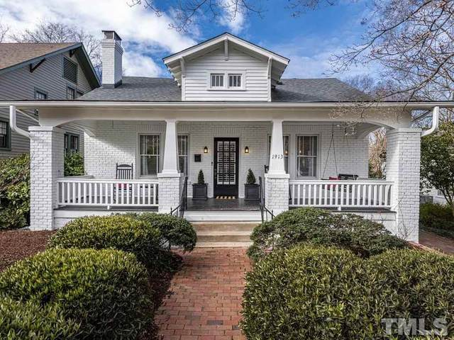 1913 Sunset Drive, Raleigh, NC 27608 (#2363500) :: Sara Kate Homes