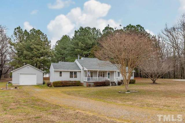 206 Long Grass Drive, Clarksville, NC 23927 (#2363698) :: Sara Kate Homes