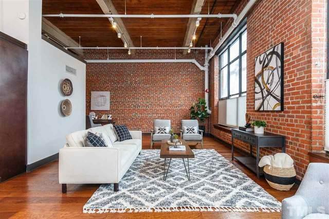 500 N Duke Street 55-102, Durham, NC 27701 (#2364531) :: Real Properties