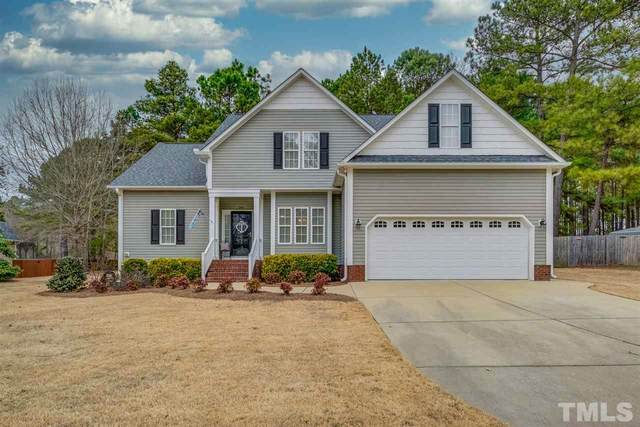 245 Landover Lane, Four Oaks, NC 27524 (#2365856) :: Masha Halpern Boutique Real Estate Group