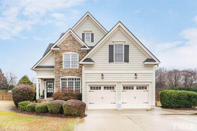 1005 Turner Meadow Drive, Raleigh, NC 27603 (#2367210) :: Triangle Just Listed
