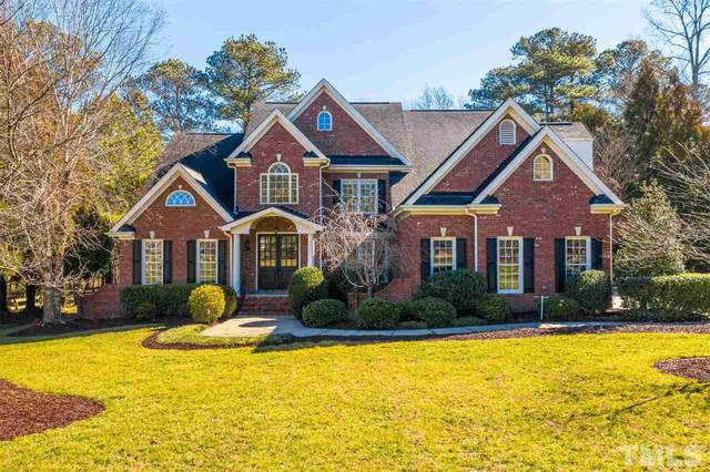 5732 Thistleton Lane, Raleigh, NC 27606 (#2367433) :: Sara Kate Homes