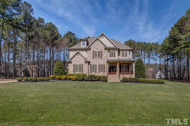 5512 Hickory Leaf Drive, Raleigh, NC 27606 (#2370524) :: Triangle Top Choice Realty, LLC