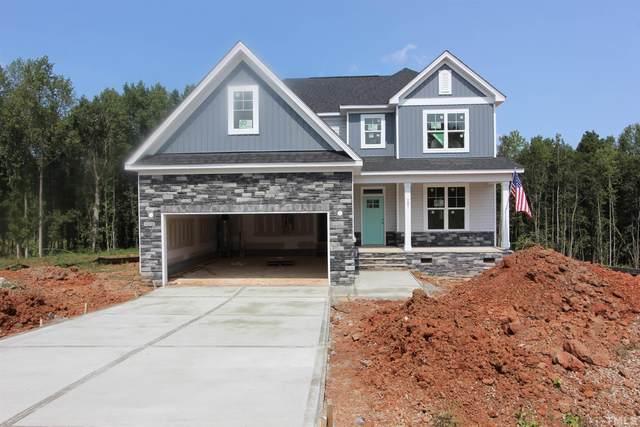 201 Northview Drive, Middlesex, NC 27557 (#2374479) :: Dogwood Properties