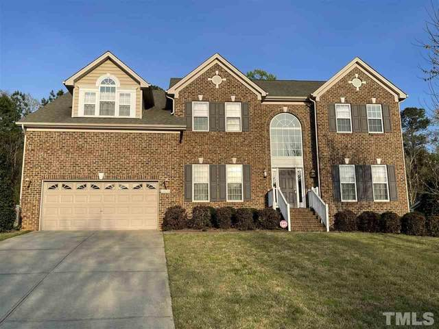 8664 Forester Lane, Apex, NC 27539 (#2375935) :: The Jim Allen Group