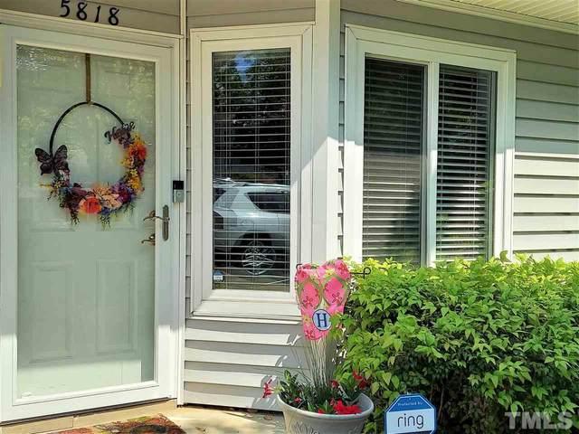 5818 Shady Grove Circle, Raleigh, NC 27609 (#2378478) :: Masha Halpern Boutique Real Estate Group