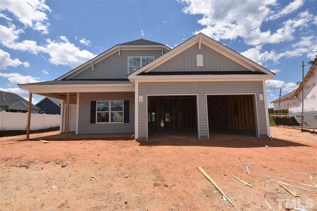 9 Waterclover Path, Youngsville, NC 27596 (MLS #2380050) :: EXIT Realty Preferred