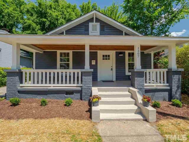 1307 E Jones Street, Raleigh, NC 27610 (#2382905) :: Steve Gunter Team