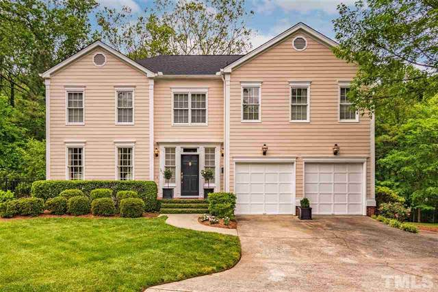 109 York Place, Chapel Hill, NC 27517 (MLS #2384822) :: EXIT Realty Preferred