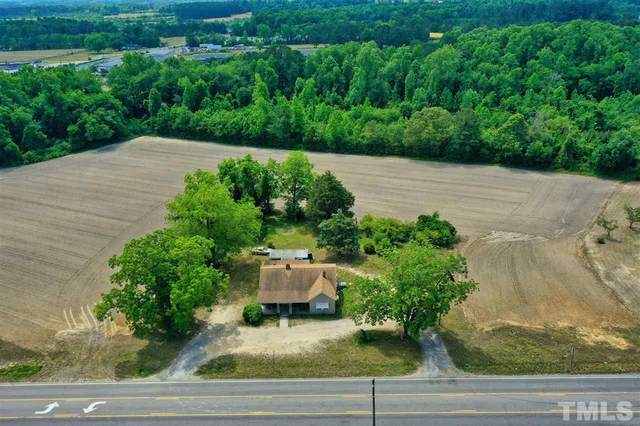 4545 Us 301 Highway, Four Oaks, NC 27524 (#2386359) :: Choice Residential Real Estate