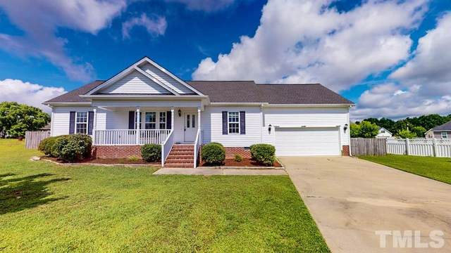 106 Bluecrest Place, Goldsboro, NC 27534 (#2388240) :: The Beth Hines Team
