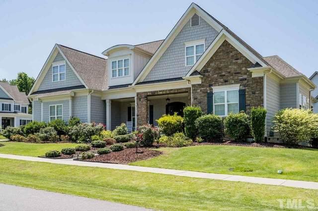 1416 Brady Springs Road, Cary, NC 27519 (#2391307) :: Dogwood Properties