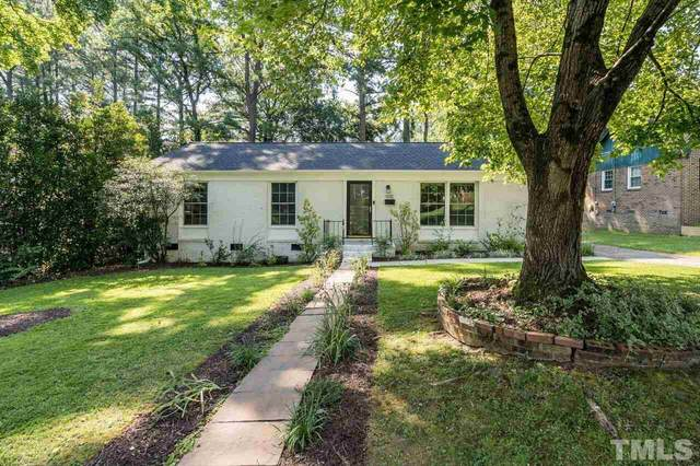 1012 Belfast Drive, Raleigh, NC 27610 (MLS #2393920) :: EXIT Realty Preferred