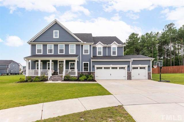 225 Randleman Court, Holly Springs, NC 27540 (#2395472) :: The Jim Allen Group