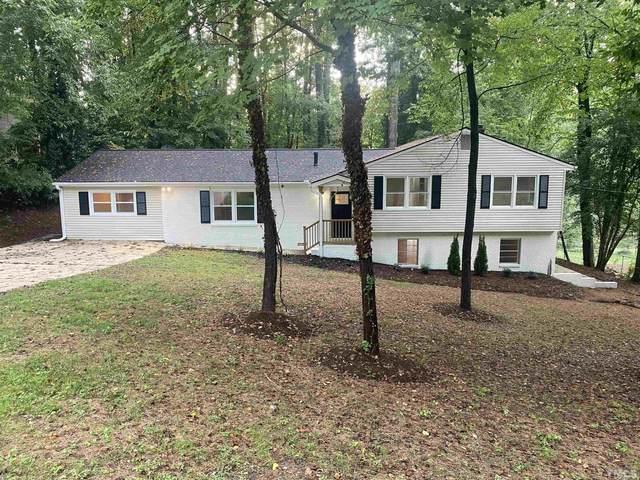4101 Huckleberry Drive, Raleigh, NC 27612 (#2395887) :: Scott Korbin Team
