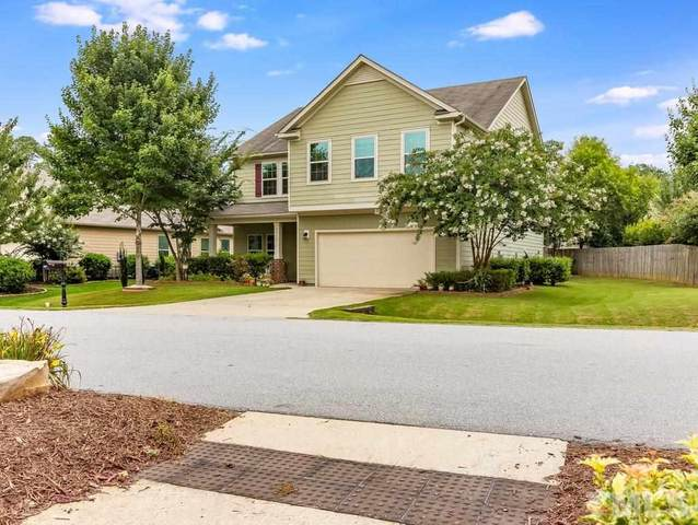 8812 Forester Lane, Apex, NC 27539 (#2395907) :: Real Estate By Design