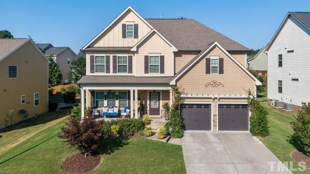 4008 Peachtree Town Lane, Knightdale, NC 27545 (#2399545) :: The Helbert Team