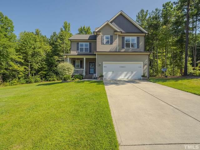 30 Ridgemont Drive, Franklinton, NC 27525 (#2402985) :: The Jim Allen Group