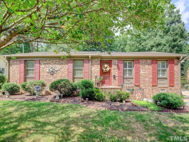 316 Northfield Drive, Raleigh, NC 27609 (#2403470) :: Marti Hampton Team brokered by eXp Realty