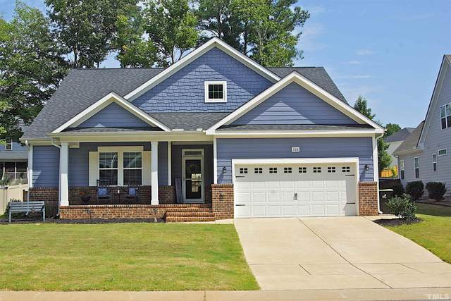 508 Horncliffe Way, Holly Springs, NC 27540 (#2404696) :: The Jim Allen Group