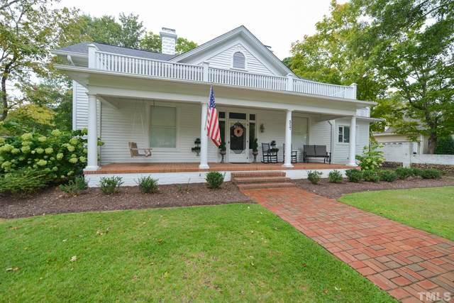 317 W Main Street, Benson, NC 27504 (#2405310) :: Raleigh Cary Realty