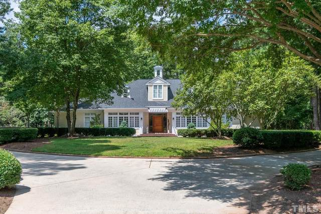 10718 Governors Drive, Chapel Hill, NC 27517 (#2405737) :: Raleigh Cary Realty