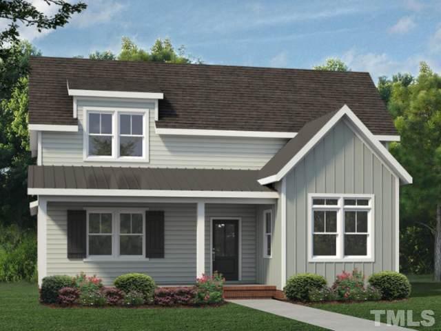 100 Mindees Lane Lot 619, Pittsboro, NC 27312 (#2407990) :: Marti Hampton Team brokered by eXp Realty