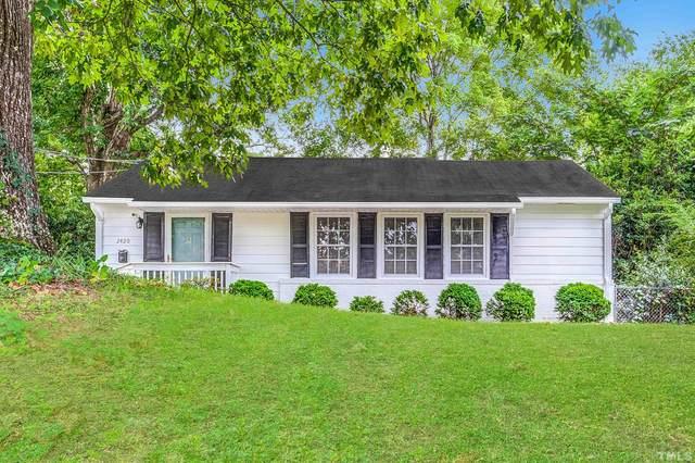 2420 Milburnie Road, Raleigh, NC 27610 (#2408393) :: Log Pond Realty