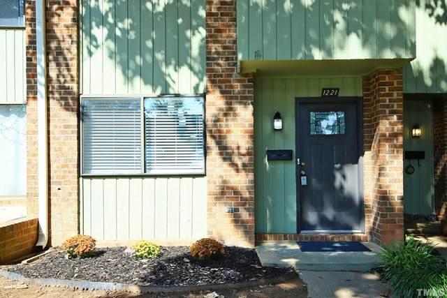 1221 Teakwood Place, Raleigh, NC 27606 (#2408670) :: Scott Korbin Team